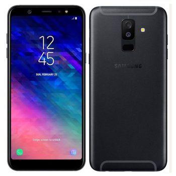 cumpără Samsung A600FD Galaxy A6 Duos (2018), Black în Chișinău