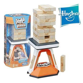 Настольная игра Дженга Челлендж, код 41706