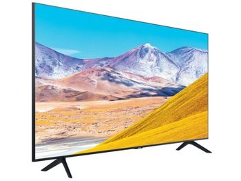 "43"" TV Samsung UE43TU8000UXUA, Black (SMART TV)"
