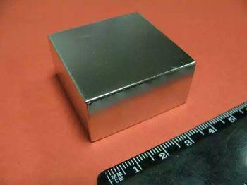 Магнит 10 mm x 10 mm x 1 mm