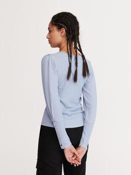 Блуза RESERVED Голубой wu351-05x