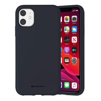 """купить Чехол ТПУ Mercury iPhone 12 Pro Max(6.7""""), Navy в Кишинёве"""