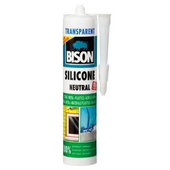 cumpără Bison Silicon neutral transparent 280 ml în Chișinău