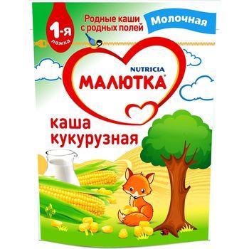 cumpără Maliutca Istra Terci Lapte, porumb 220g în Chișinău