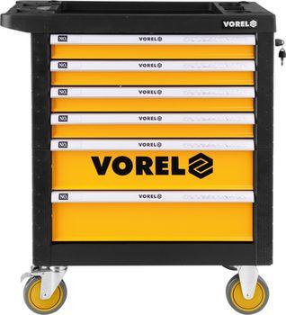 купить Инструментальная тележка Vorel (58539) в Кишинёве