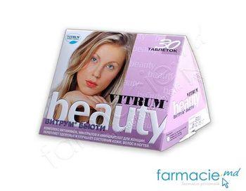 cumpără Vitrum® Beauty comp. N30 (TVA 20%) +1 GRATIS în Chișinău