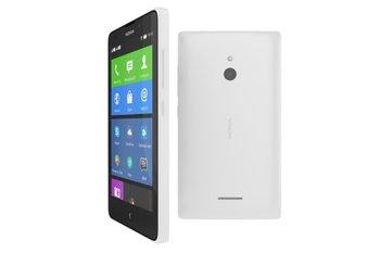 Nokia X2 White 2 SIM (DUAL)