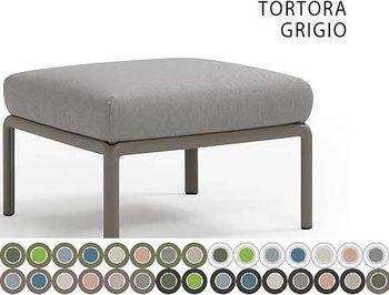Nardi KOMODO POUF acrilic fabric (32 combinatii de culori)