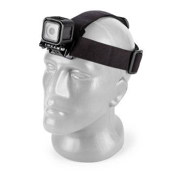 cumpără Prindere pe cap + clema GoPro Head Strap + Quickclip, ACHOM-001 în Chișinău