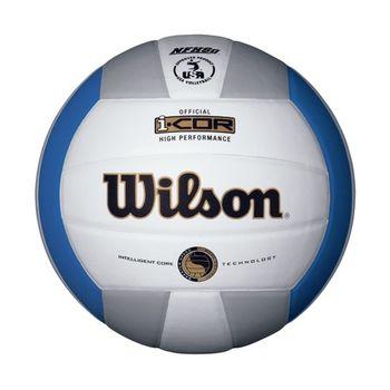 Мяч волейбольный Wilson I-CORE HIGH PERF BLU/SIL WTH7700XBLSI (451)