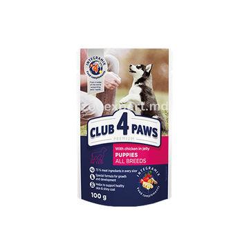 cumpără CLUB 4 PAWS PREMIUM pentru pui în Chișinău