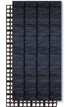Террасная доска HORTUS Woven Reflection 300m x 600mm