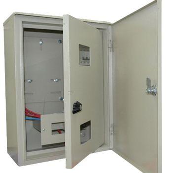Uniteh Шкаф для учета электроэнергий Bzum 63А