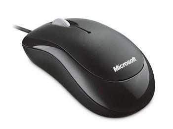 cumpără Mouse Microsoft Basic Optical L2, Mac/Win, USB, Black (P58-00059) în Chișinău
