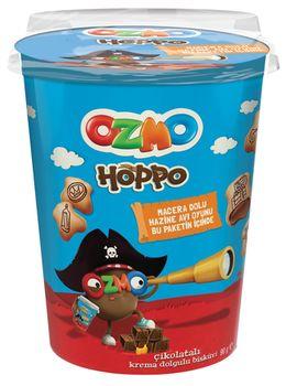Печенье Ozmo Hoppo с шоколадным кремом 90г