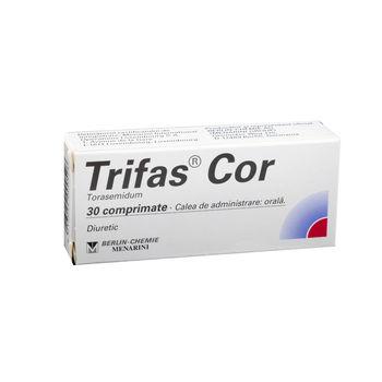 cumpără Trifas Cor 5mg comp. N10x3 în Chișinău