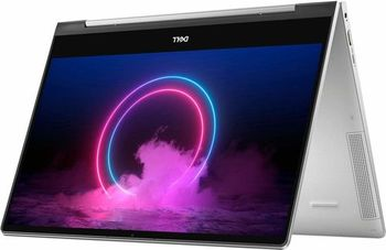 "DELL Inspiron 13 7000 Silver (7391) 2-in-1 Tablet PC, 13.3"" IPS TOUCH FHD (Intel Core i7-10510U, 4xCore, 1.8-4.9GHz,16GB(1x16)LPDDR3, 512GB M.2 PCIe NVMe SSD,Intel UHD Graphics 620,CR, WiFi-AC/BT5.0,Backlit KB, 4cell,720p HD Webcam, W10HE, EN, 1.4kg)"