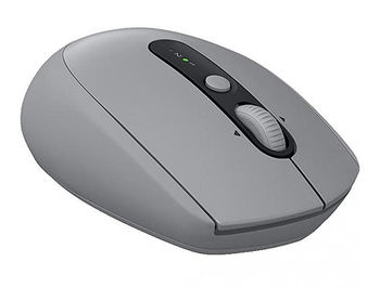 Logitech M590 Wireless Mouse Multi-Device Silent Mid Grey Tonal, Bluetooth & 2.4GHz Wireless connection, 910-005197 (mouse fara fir/беспроводная мышь)