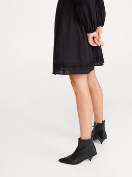 Платье RESERVED Чёрный wv561-99x