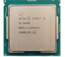 Intel® Core™ i5-9400, S1151, 2.9-4.1GHz (6C/6T), 9MB Cache, Intel® UHD Graphics 630, 14nm 65W, tray