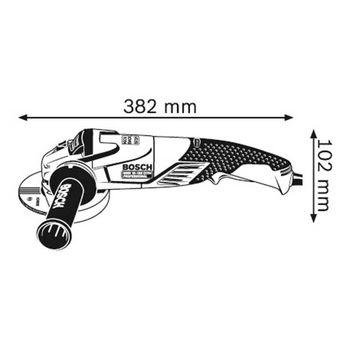Угловая шлифовальная машина Bosch GWS 15-125 CITH 125 мм