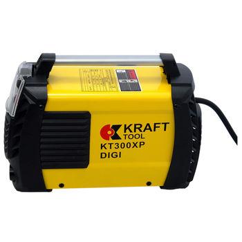 Инверторный сварочный аппарат 300A KT300XP DIGI KraftTool