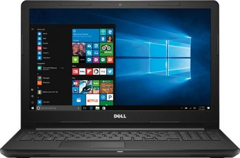 "купить 15.6"" DELL Inspiron 15 3573-P269 Black в Кишинёве"