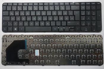 Keyboard HP Pavilion 15-B 15-U w/frame ENG/RU Black