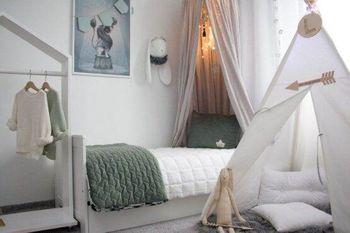 купить Подушка детская La Millou – Denim 40х40 см в Кишинёве