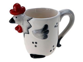 купить Чашка с петухом в Кишинёве