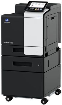 Принтер (A4, ч/б) Konica Minolta bizhub 4700i