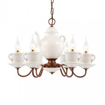 купить ARTE LAMP A6483LM-6WH в Кишинёве