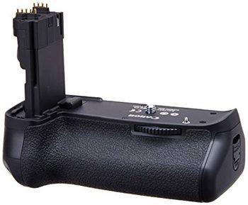 Battery Grip Canon BG-E9 (2 x LP-E6 or 6 x Size-AA), AF-ON button, W295g for EOS 60D,60Da