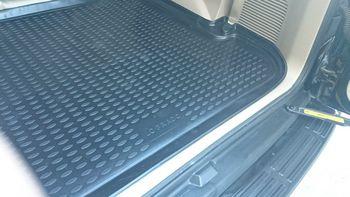 TOYOTA Land Cruiser Prado 120 01/2003-12/2009, внед. Коврик в багажник