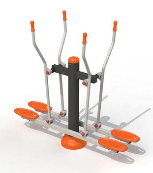 купить Тренажер лыжник двойной PTP 526 T в Кишинёве