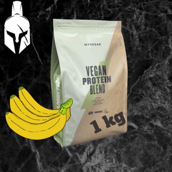 Комплексный протеин для веганов ( Vegan Protein Blend ) - Банан - 1 KG