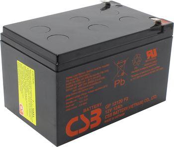 Battery CSB GP 12120 12V/12AH