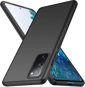 купить Чехол ТПУ Samsung Galaxy S20FE 2020(G780), Solid Black в Кишинёве