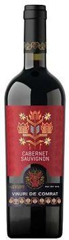 """купить Vinuri de Comrat Folclor """"Cabernet Sauvignon""""  sec roșu,  0.75 L в Кишинёве"""