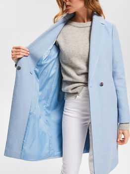 Куртка RESERVED Голубой ut734-05x