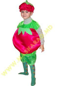 Карнавальный костюм: Помидор