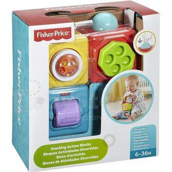 Набор обучающих кубиков Fisher-Price, код DHW15