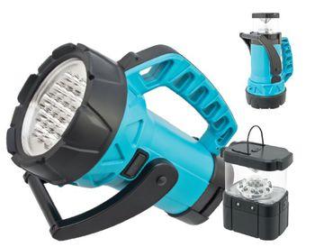 купить LED NPT-SP01-ACCU Прож/кем 19+мини19 (7+12)LED, ак.3.7В 2,2 в Кишинёве