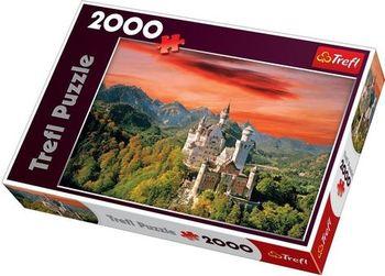 """TF Пазлы """"2000 -  The Neuschwanstein Castle, Bavaria"""" , код 40549"""