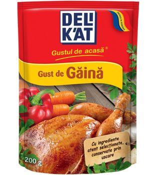купить Универсальная приправа Delikat Курица, 200 гр в Кишинёве