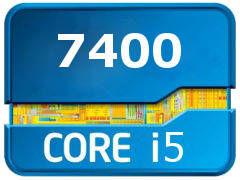 Intel® Core™ i5 7400, S1151, 3.0-3.5GHz, 6MB L3, Intel® HD Graphics 630, 14nm 65W, Box