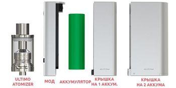 купить Joyetech eVic VTC Dual Ultimo в Кишинёве