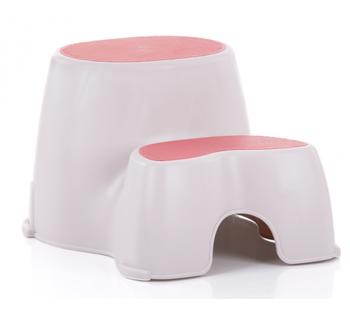 купить Подставка для ног Chipolino BabyUp2 Rose в Кишинёве