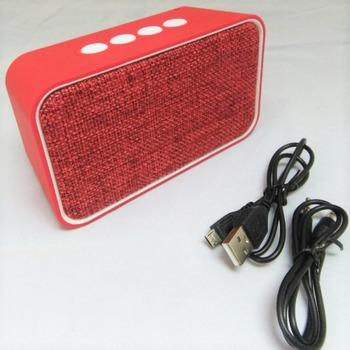 купить DA Bluetooth Speaker DM0022, Red в Кишинёве
