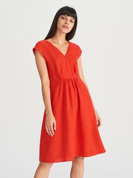 Платье RESERVED Красный wu747-33x